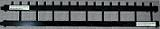 Коллектор отопления 9 контуров